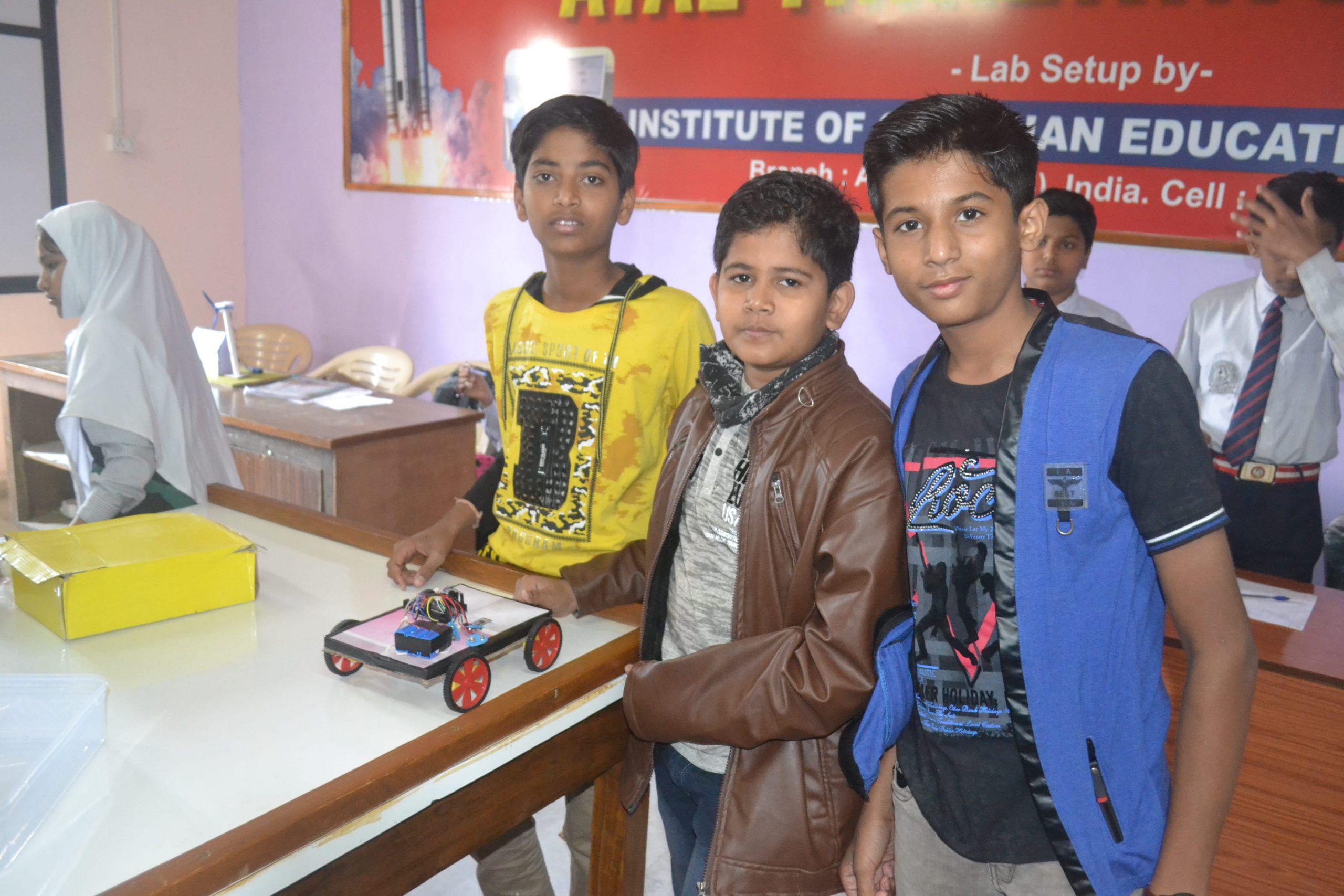 India ATAL Lab